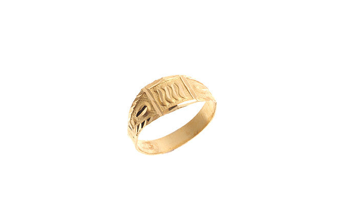 22 carat Gold Rings Minar Jewellers