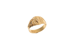 22 Carat Gold Children's Ring (BR-5792) (online price only)