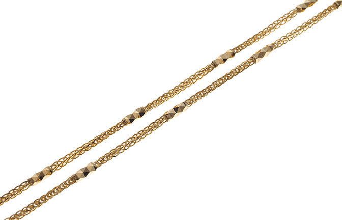 18ct Yellow Gold Chain (3.94g) (C-10462)
