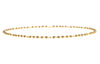 "22ct Yellow Gold Tulsi Bead Mala 24"" Chain (C-1176) (online price only)"