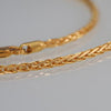 22ct Yellow Gold Spiga Chain (C-2816) (online price only)