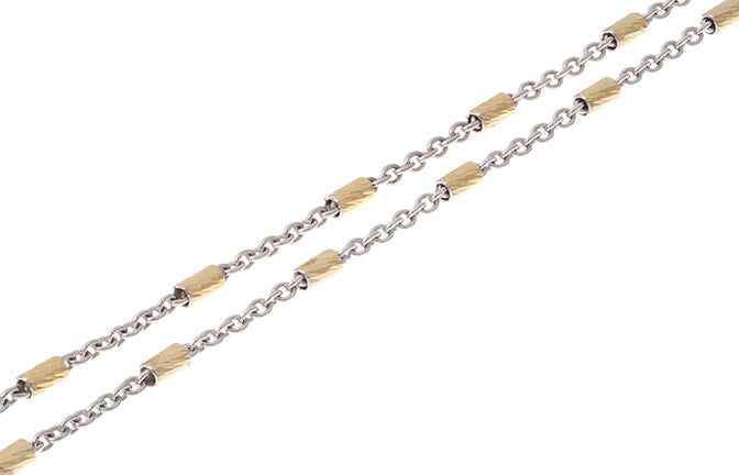 22ct Yellow Gold Rolo Chain, Minar Jewellers - 1