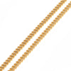 22ct Gold Foxtail Chain with a lobster clasp (C-3799) (online price only)
