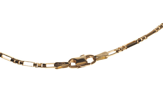 18ct Yellow Gold Chain (C-3957)
