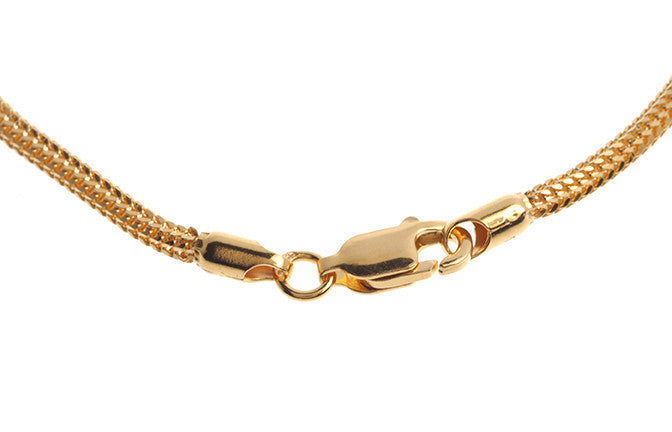 22ct Gold Chain with a lobster clasp (C-4262)