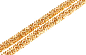 22ct Gold Fancy Chain with Lobster Clasp (C-4615)