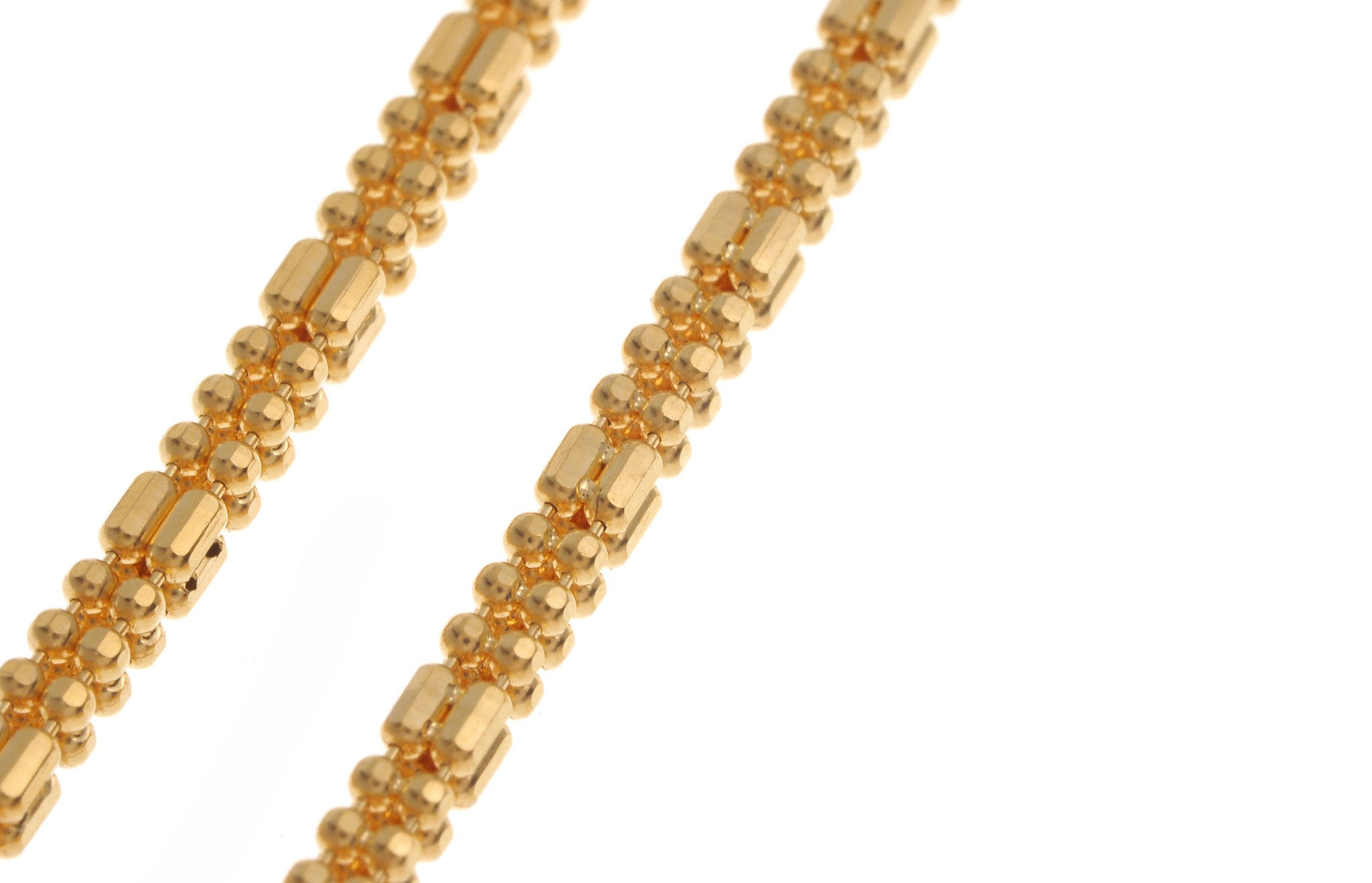22ct Yellow Gold Chain with a lobster clasp (C-5217)