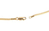 "22ct Yellow Gold 23"" Foxtail Chain with a lobster clasp (C-5899) (online price only)"