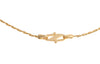 22ct Yellow Gold Twisted Box Chain with S Clasp (C-5951) (online price only)