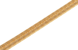 22ct Gold Fancy Chain with Lobster Clasp (17g) (C-6251)
