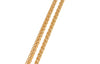 22 Carat Gold Spiga Chain with Lobster Clasp (C-6273) (online price only)