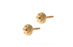 22ct Gold Stud Earrings (1.7g) (E-7278)