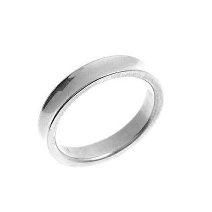 Sterling Silver Gents Wedding Band (GR-5820)