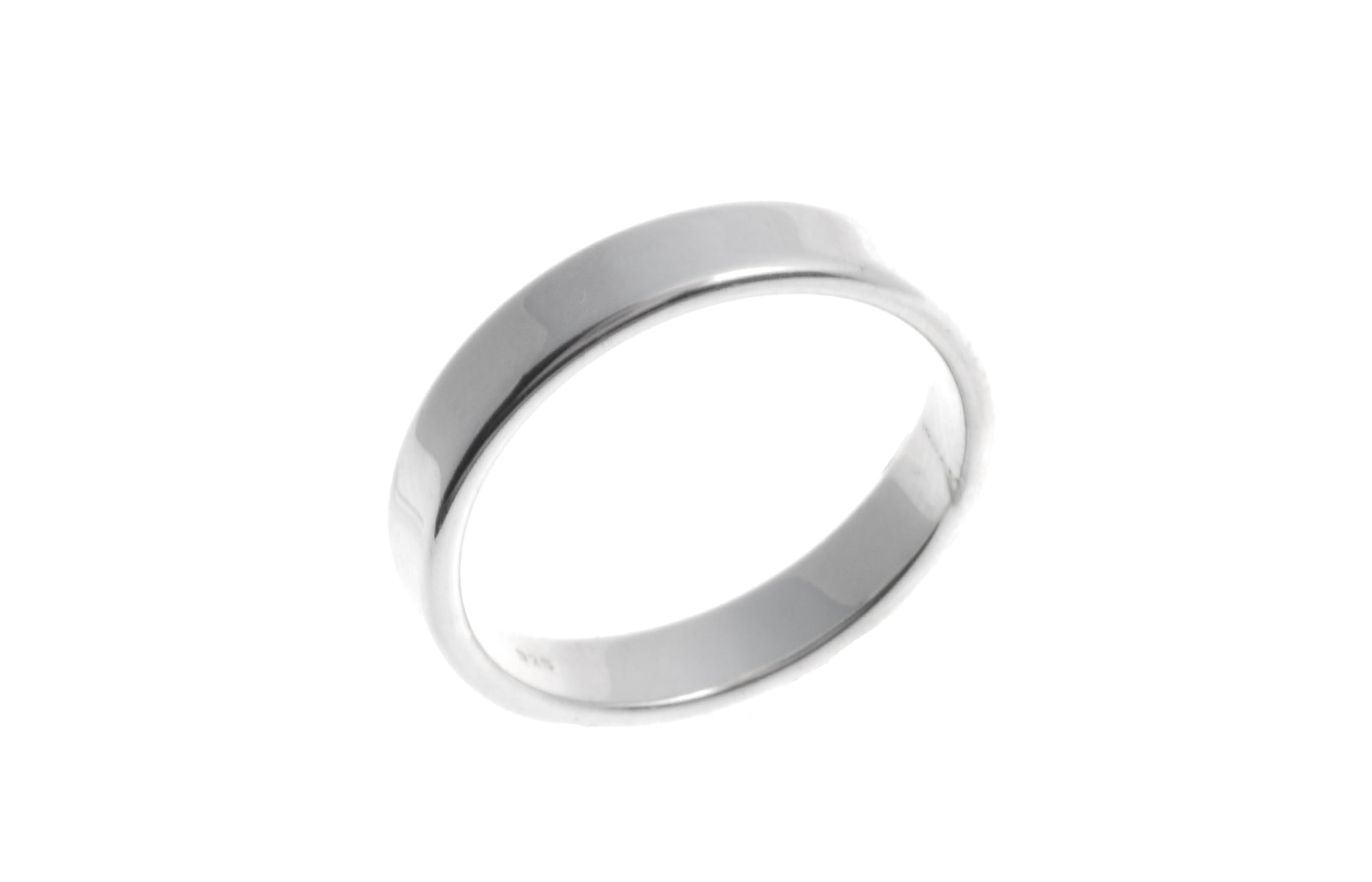Sterling Silver Wedding Band (GR-6220)