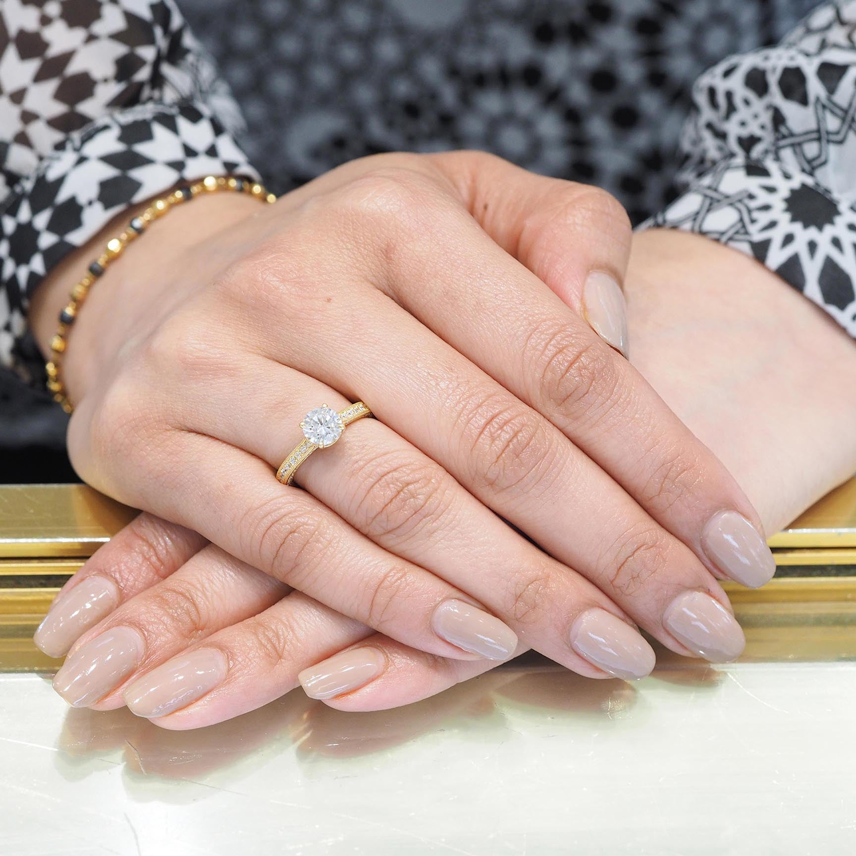 22ct Gold Engagement Rings Tagged \