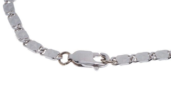 18ct White Gold Bracelet, Minar Jewellers - 3