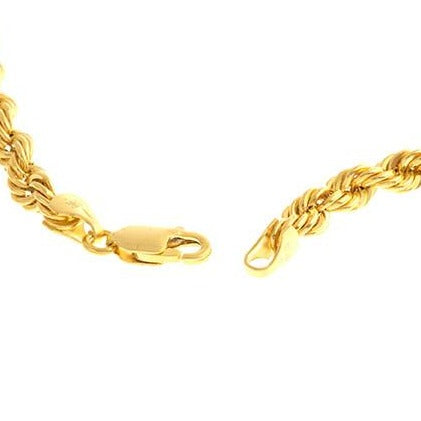 22ct Yellow Gold Chain, Minar Jewellers - 3