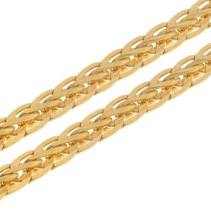 22ct Yellow Gold Chain, Minar Jewellers - 1