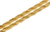 "22ct Yellow Gold 22"" Rope Chain, Minar Jewellers - 1"