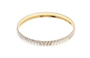 22ct Yellow Gold Bangle (G1978), Minar Jewellers - 2