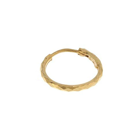 22ct Gold Nose Ring