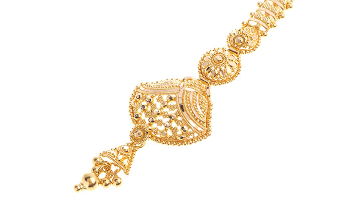 22ct Gold Tikka (T-6242) (online price only)