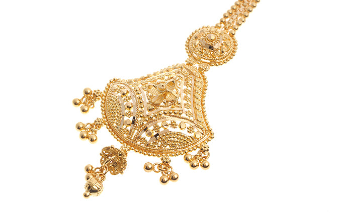 22ct Gold Tikka (T-6279) (online price only)