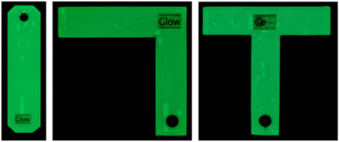 CGE TOOLS Industry Mark - Glow-in-the-Dark