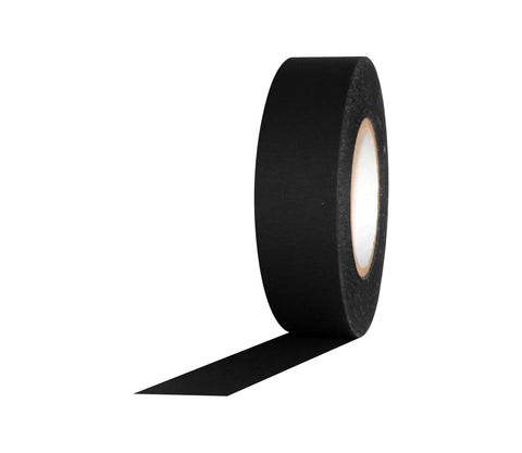PRO Shurtape P743 Photo Matte Tape 2 in x 30 yds - Black / Small Core