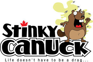 Stinky Canuck - Life doesn't have to be a drag...