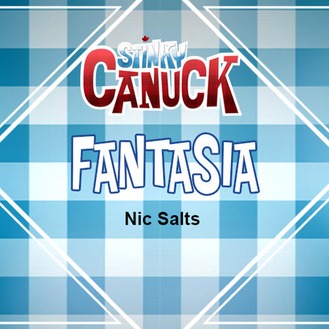 Nic Salts Fantasia - 30ml