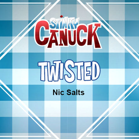 Nic Salts Twisted Lemon- 30ml