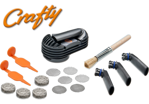 Crafty Wear and Tear Set by STORZ & BICKEL
