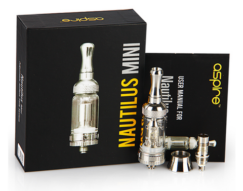 Aspire Nautilus Mini BVC Clearomizer 2ml