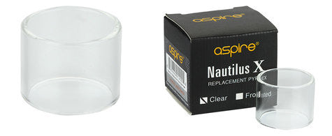 Aspire Nautilus X Replacement Glass - 2ml