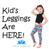 Now Available: Leggings for Kids!