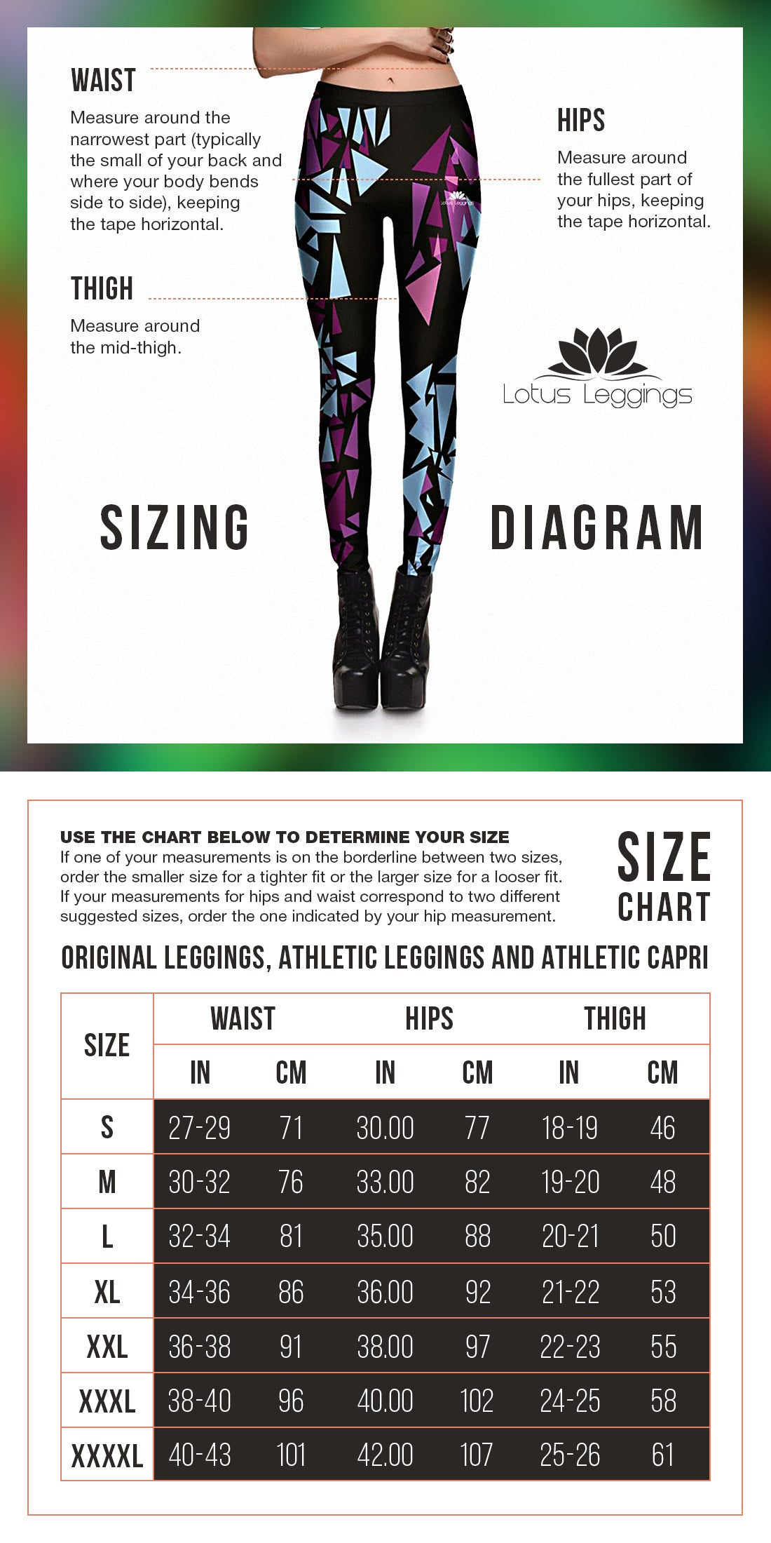 74fcccaf4d Women s Unicorn Leggings- Lotus Leggings