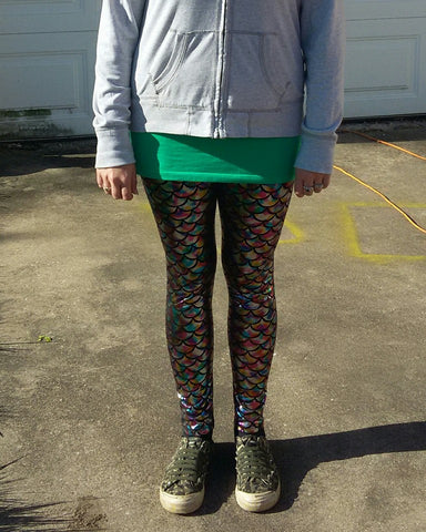 Leggings Fall Fashion Tips