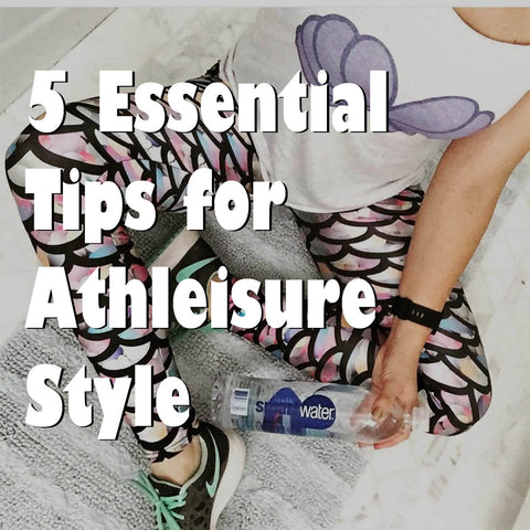 Athleisure Style Tips