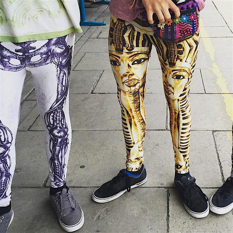 Men's Leggings Fashion Tips