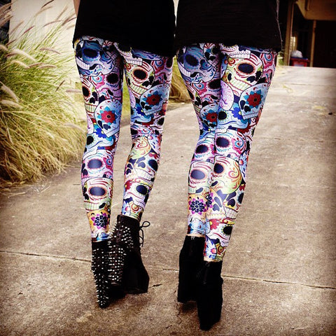 What Leggings Should You Wear Based on Your Zodiac Sign? - image on https://awesomeleggingstore.com