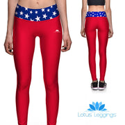 Patriot Athletic Leggings