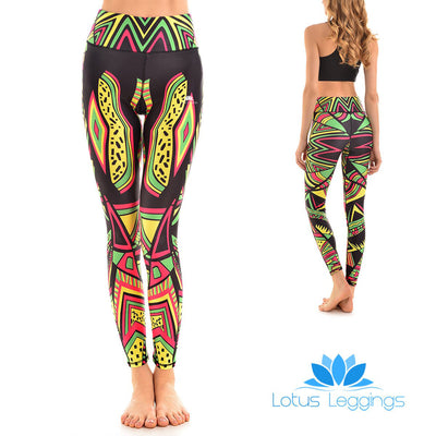 LotusX™ Reggae Leggings
