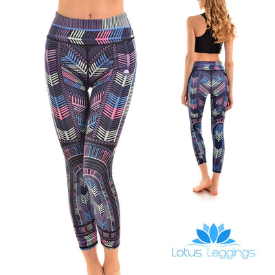 LotusX™ Color Run Leggings