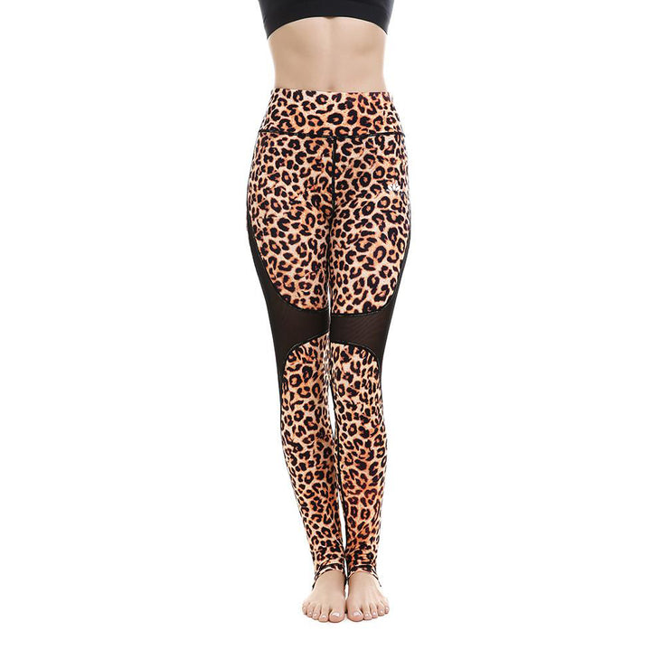Sexy Cheetah MaxGrip Leggings