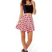 LOVE YA TO BITS SKATER SKIRT