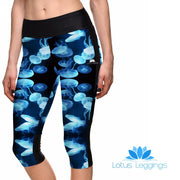 JELLYFISH ATHLETIC CAPRI