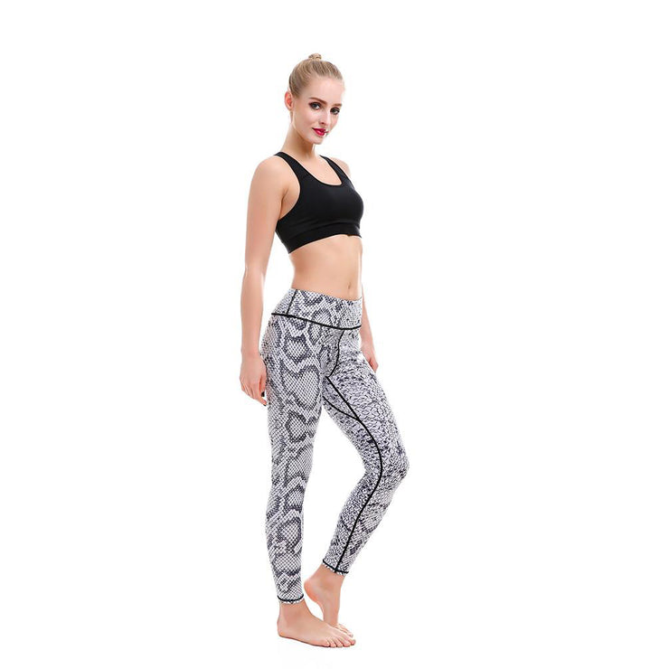 LOTUSX™ Sexy Cobra Leggings
