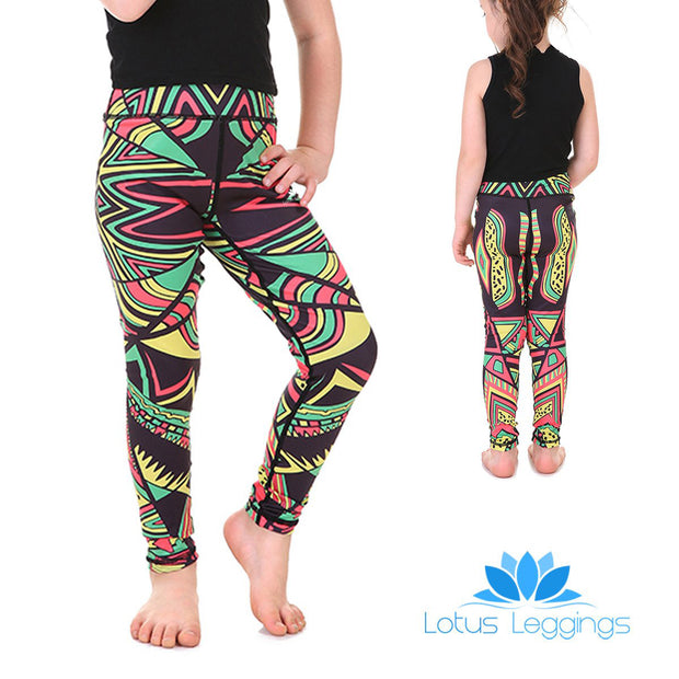 LotusX™ Kid's Reggae Leggings