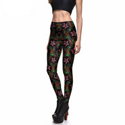 Deck the Halls Leggings - Lotus Leggings